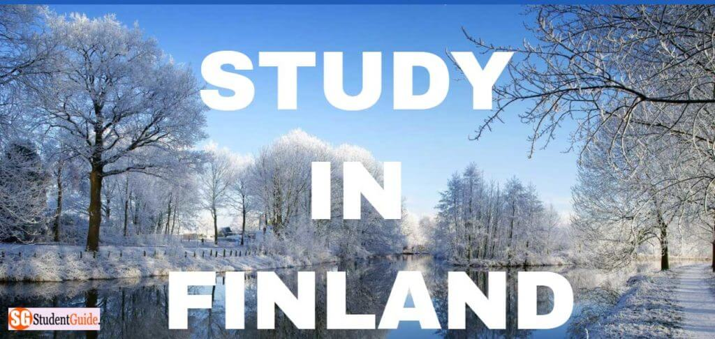 Study in finland:
