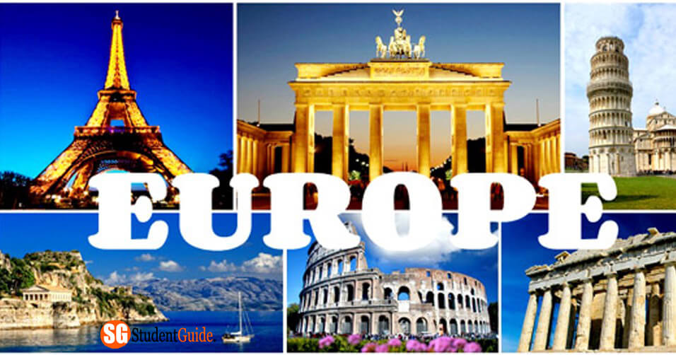 Top 7 Countries To Study Abroad In Europe For International Student