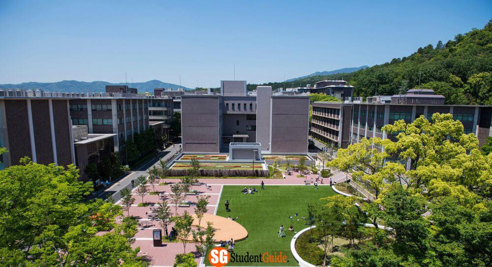 Ritsumeikan University MEXT Scholarship