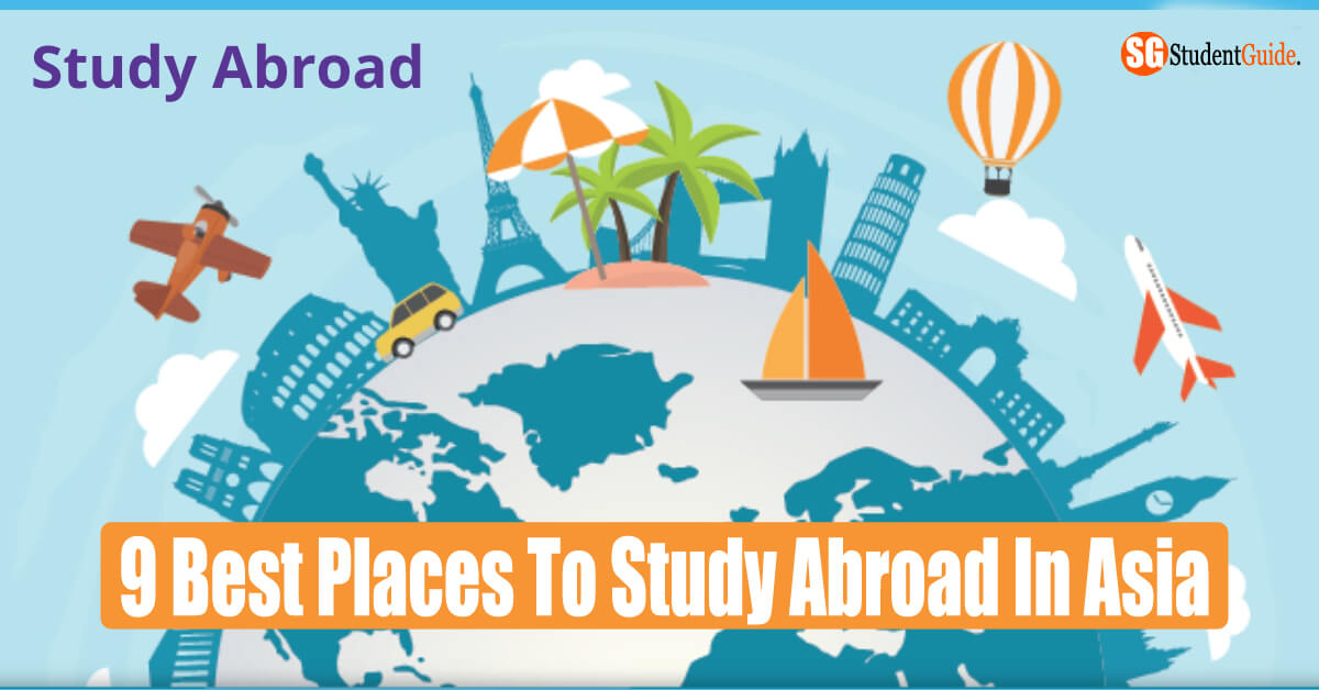 9 Best Places To Study Abroad In Asia