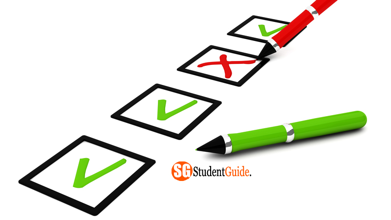 Study Abroad Checklist - Things You Need To Know Before Studying Abroad