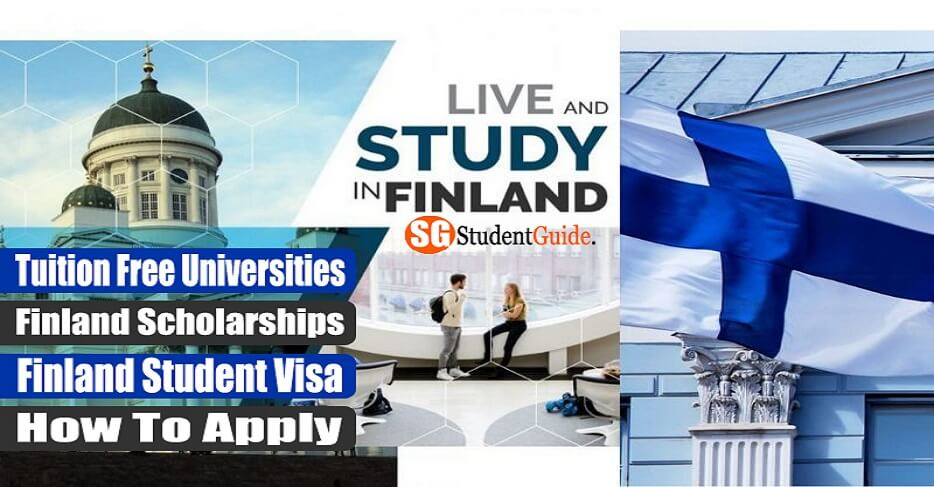 Study In Finland: Free Universities, Scholarships, Student Visa, How to Apply