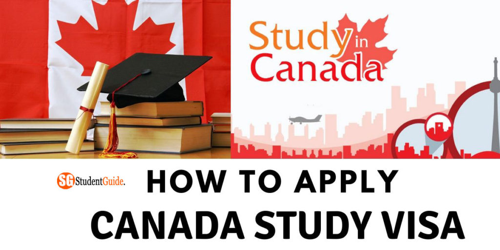 How To  Apply For Canada Study Visa?