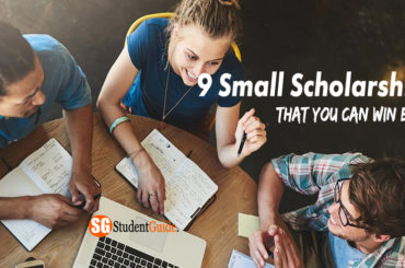 9 Small Scholarship That You Can Win Easily
