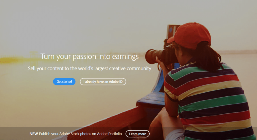 How Beginner Earn Money By Selling Photos Online