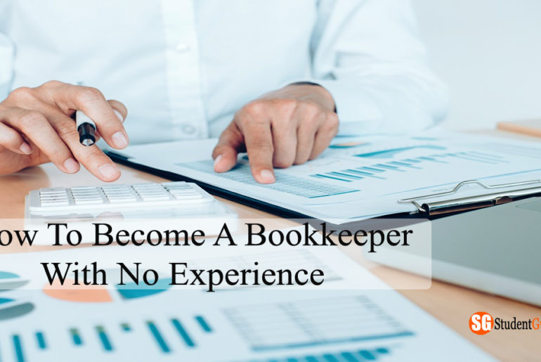 How To Become A Bookkeeper With No Experience