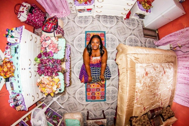 This Photographer Showed People's Bedrooms From All Over The World