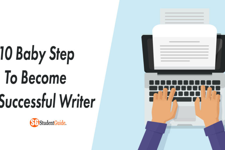 10 Baby Step To Become A Successful Writer