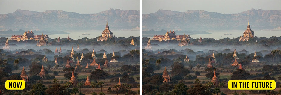 10 Places on Earth That Will Disappear While We Still Live