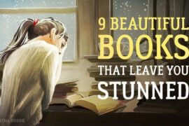 6 Beautiful Books That Will Leave You Stunned