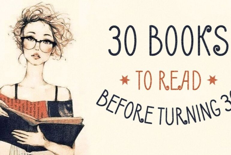 10 Superb Books You Should Read Before Turning 30