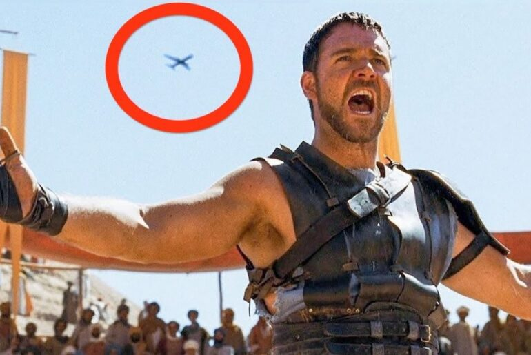 11 Unforgivable Movie Mistakes You Probably Never Noticed