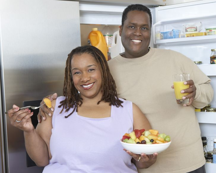 Scientists Found That Couples Who Really Love Each Other Tend to Gain Weight