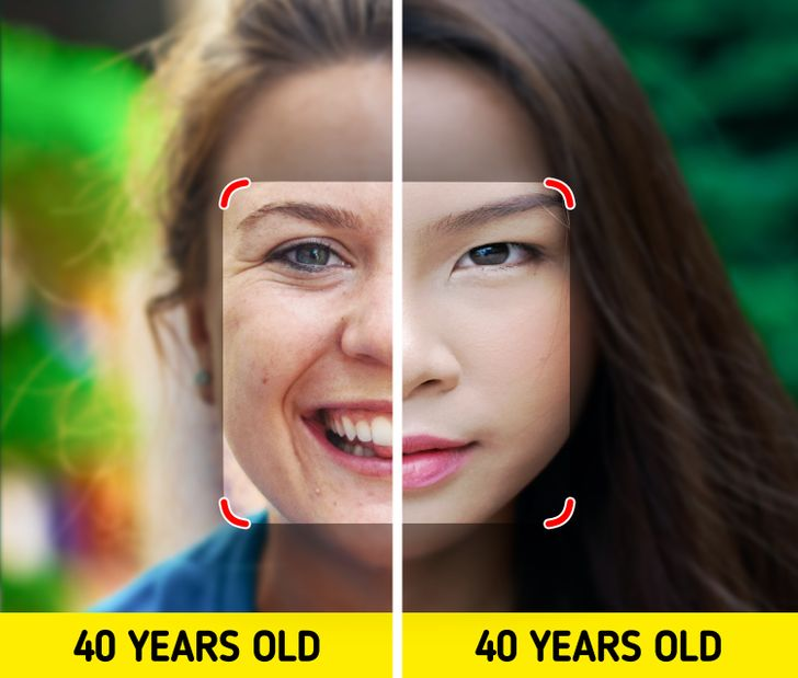 According to Science Why Asian People Appear to Age Slower