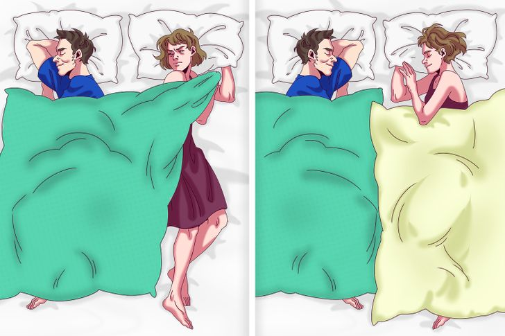 5 Sleeping Problems Couples Are Facing, and How to Solve Them