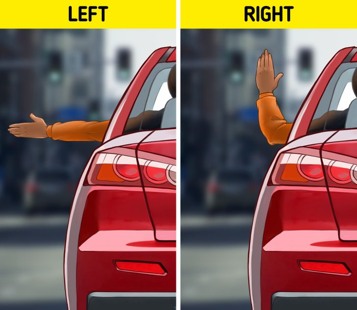 6 Important Hand Signals Each of Us Should Know