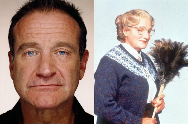 8 Famous Actors Who Changed Beyond Recognition For The Sake Of Art