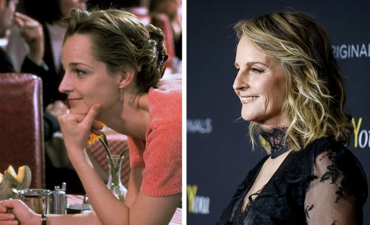 What 10 Actresses From Iconic Romantic Films of the '80s and '90s Look Like Today