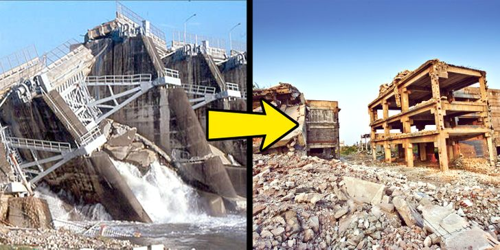 6 Unexpected Man-Made Things We Thought Were Created Naturally
