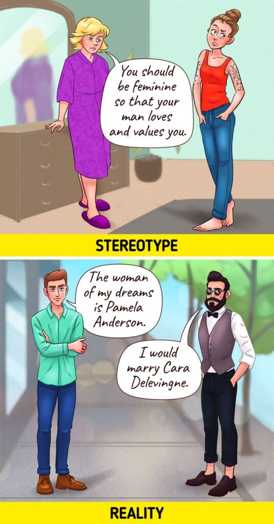 6 Stereotypes That Should Have Stayed in the Past, But Still Hurt Us Today