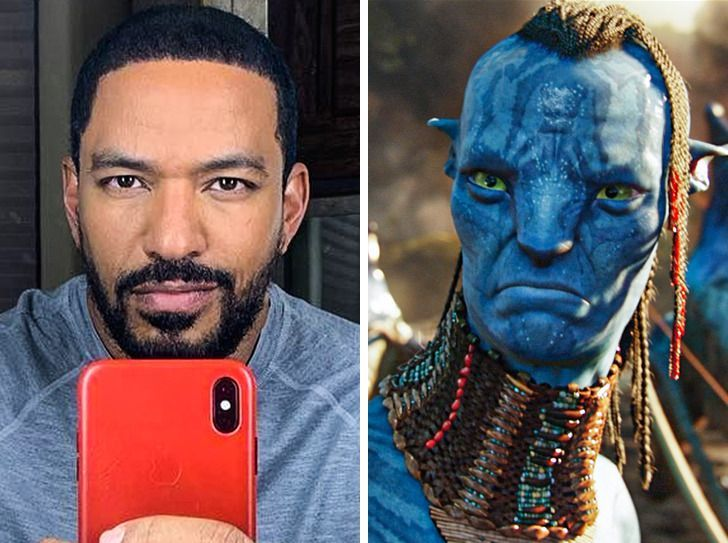 """What 7 Characters From """"Avatar"""" Look Like in Real Life"""