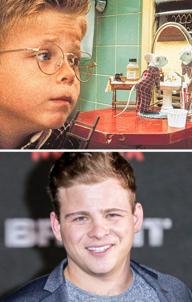 What 8 Actors From Our Favorite Childhood Movies Look Like Now