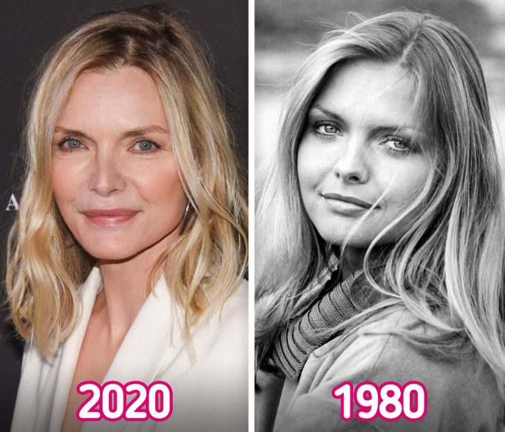 What 10 Hollywood Icons Looked Like in Their 20s