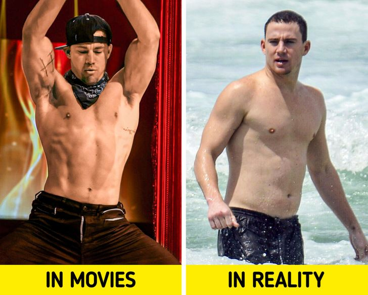 8 Action Movie Stars Who Are Tough Guys On-Screen but Cuddly in Real Life