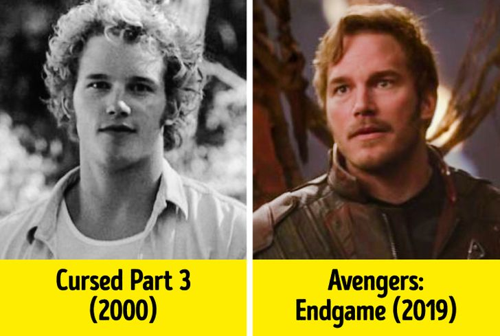 8 Superheroes Who Looked Totally Different When They Started Acting