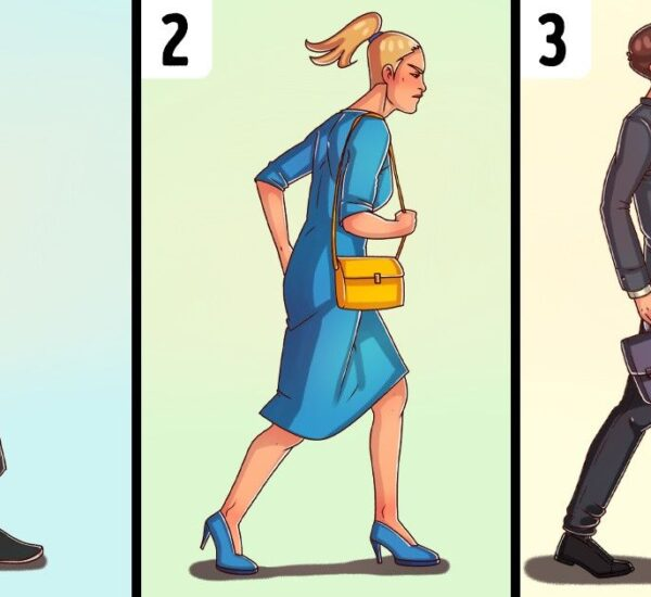 What the Way You Walk Reveals About Your Personality