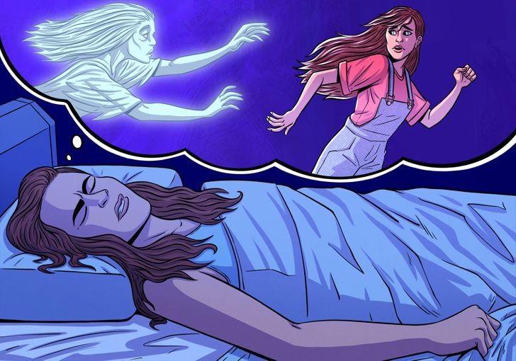 How Nightmares Actually Protect Us and 5 More Dream Facts From Scientists