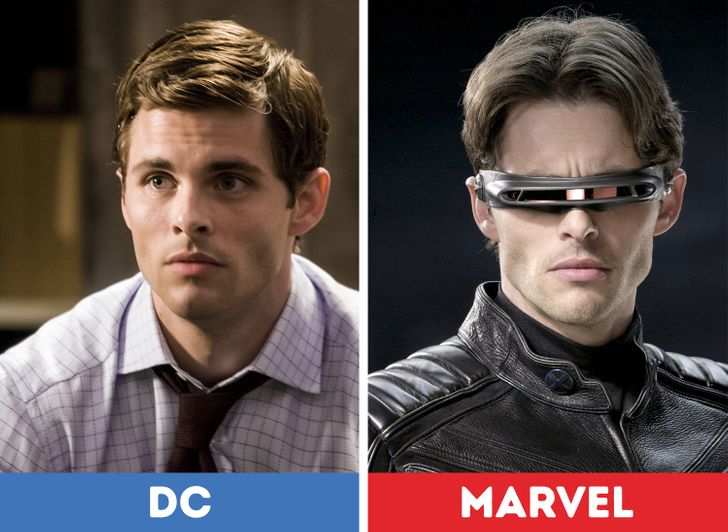 8 Superhero Actors Who Traveled Between the Universes of DC and Marvel