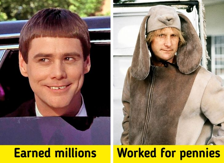 6 Actors Who Made Their Movie a Box-Office Success but Got Paid Very Little for It