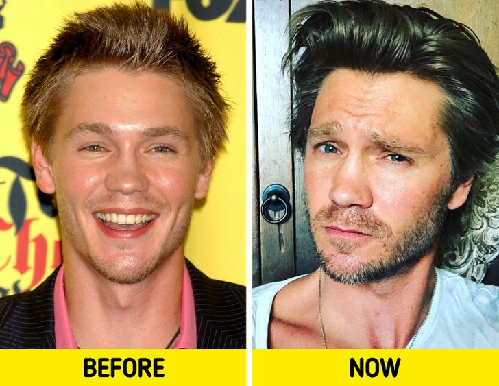 What 8 Celebrities From the 2000s Look Like Today