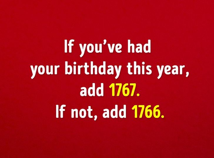 We Will Guess Your Real and Psychological Age in a Minute!