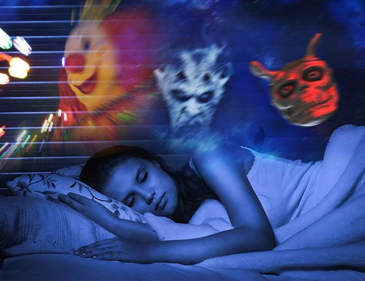 6 Mysterious Things That Occur While You Sleep