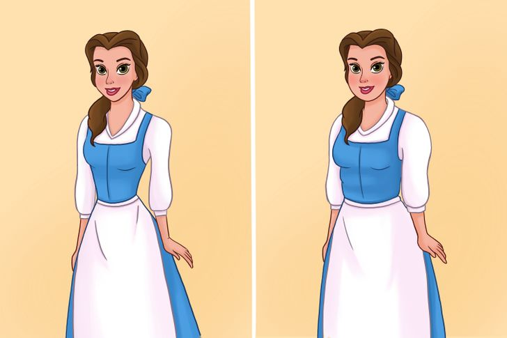 What 8 Fairy Tale Princesses Would Look Like If They Were Plus-Size Queens