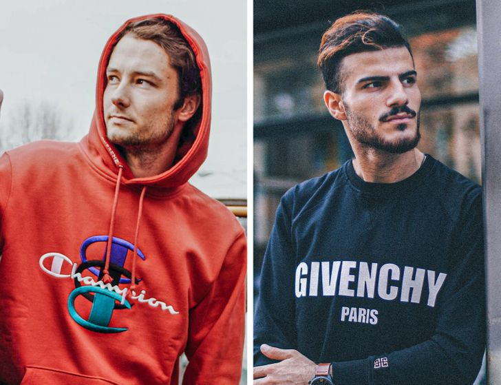 Study Reveals That Men Who Wear Large Logos Seem Less Interested in Long-Term Relationships