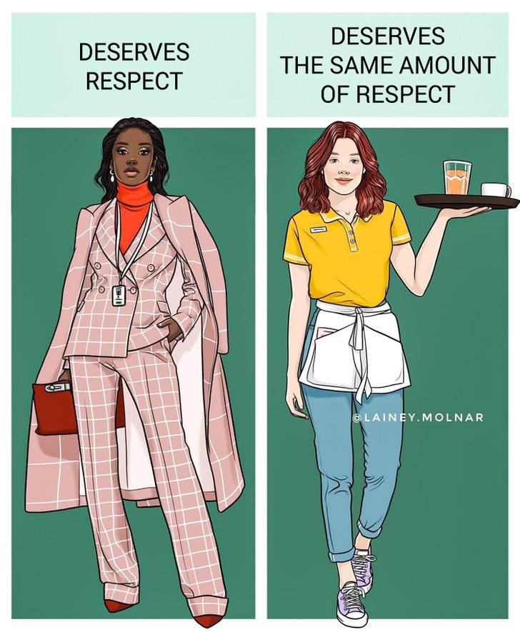 8 Bold Illustrations That Prove Any Woman Is More Than Just a Set of Stereotypes
