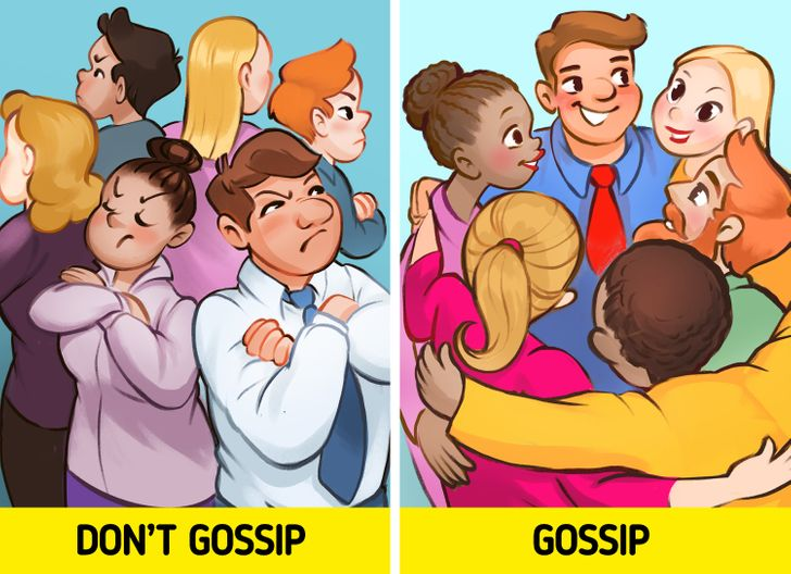 Gossiping Is Actually Good for Your Social Life, and Here's Why