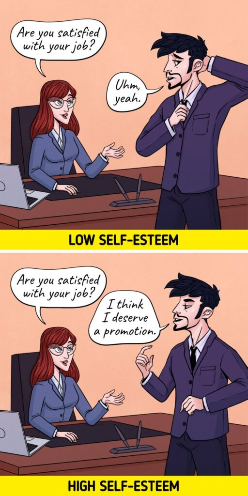 6 Ways You're Sabotaging Your Self-Esteem and What You Can Do About It