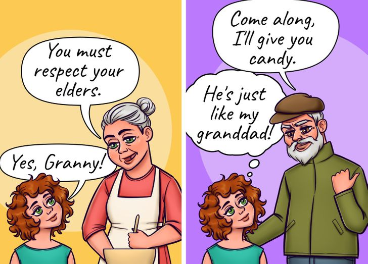 Why Teaching Kids to Respect Their Elders May Be a Dangerous Thing