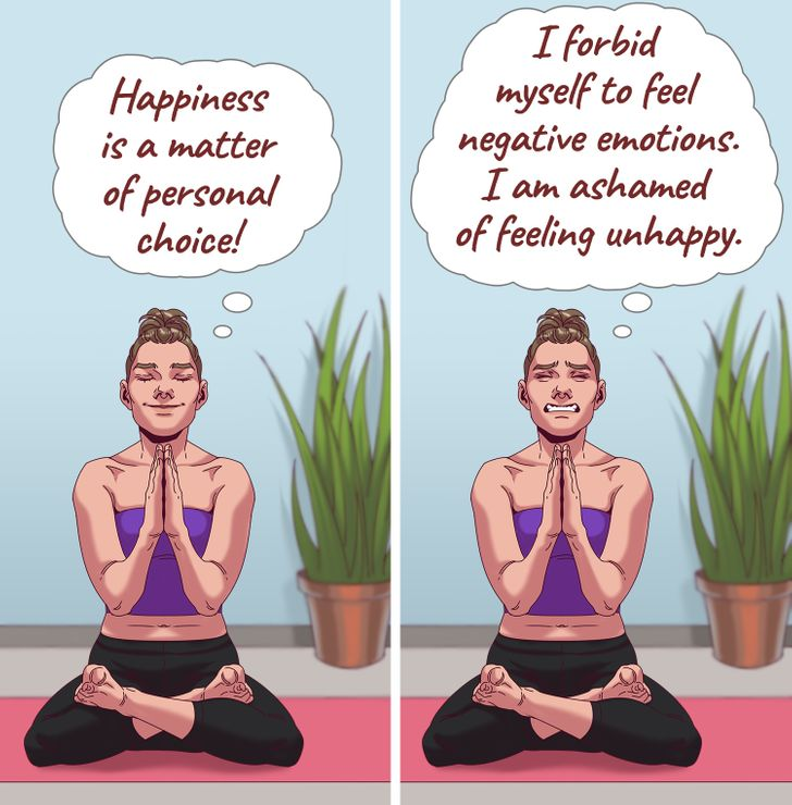 """What Toxic Positivity Is, and Why We Get So Annoyed by the Phrase, """"Everything's Going to Be All Right"""""""