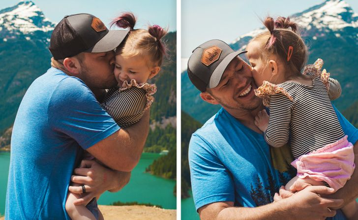 A Study Claims Dads Are More Attentive to Daughters
