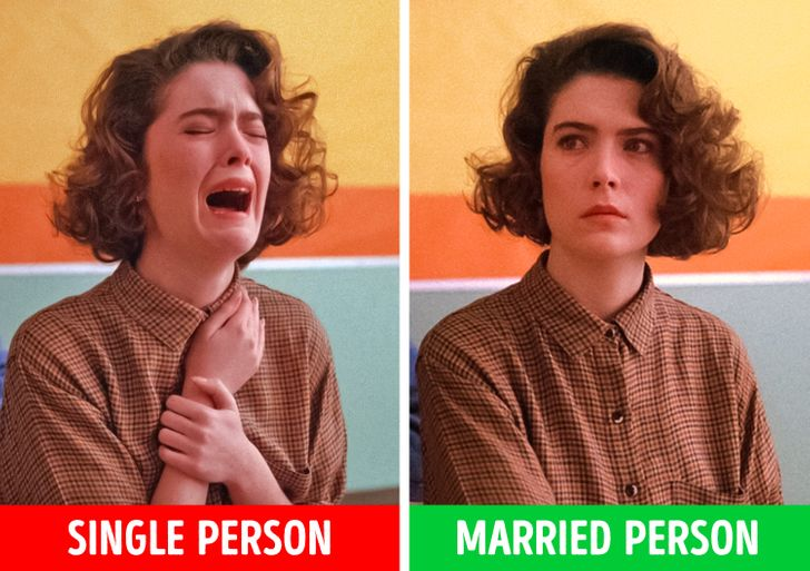 According to Science Marriage Can Save You From Stress