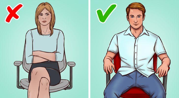 6 Terrible Body Language Habits You Need to Break