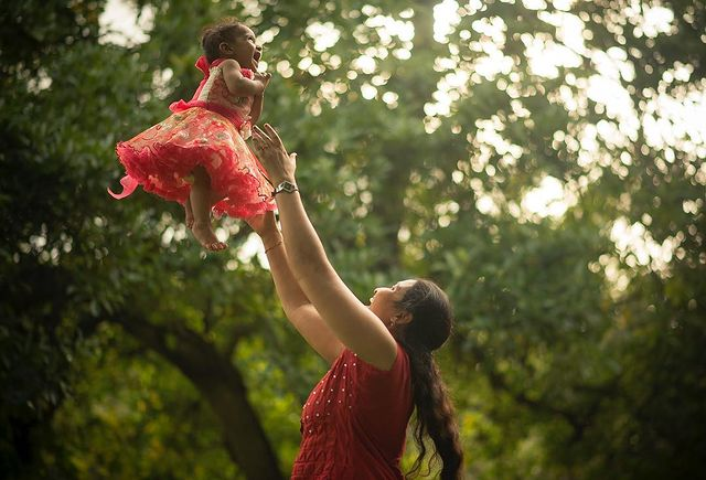 8 Photos Proving That Being a Mom Is the Most Important Job in the World