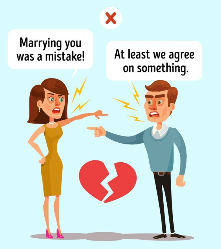 7 Phrases That Can Destroy Even the Happiest Union