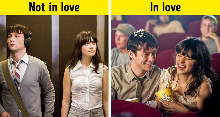 6 Strange but Real Things That Happen to Us When We Fall in Love
