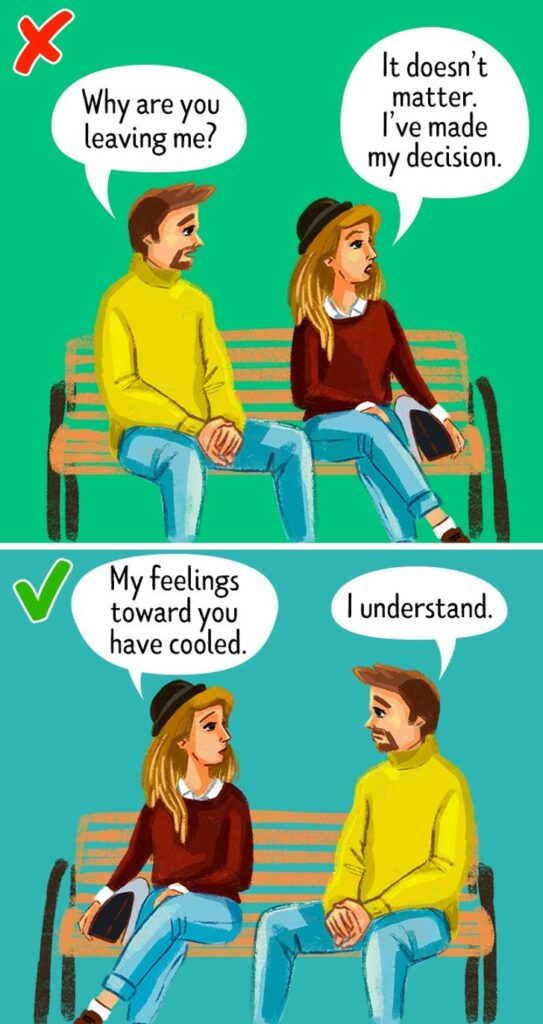 8 Ways to Make Splitting Up Easier for You and Your Partner